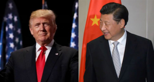 President Trump and Xi