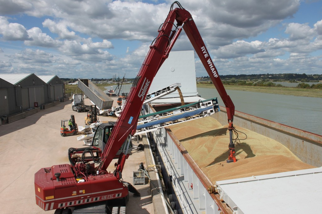 New Study Shows Grain Exports Offered $55.5 Billion in Economic Output-media-1
