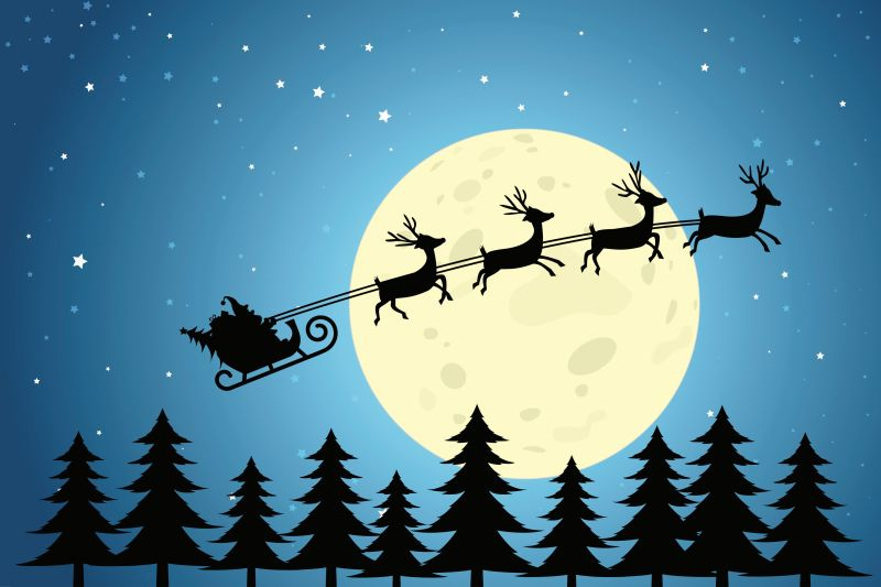 USDA Issues Permit for Santa's Reindeer-media-1