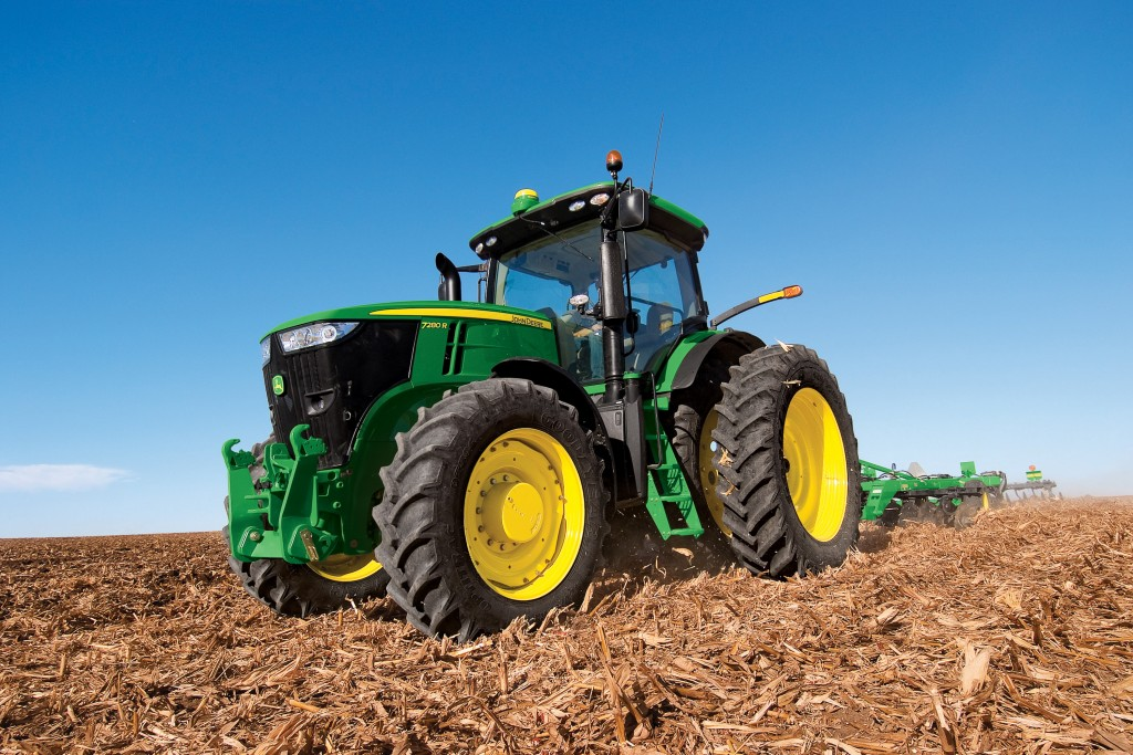 Deere Slowing Production of Farm Equipment-media-1