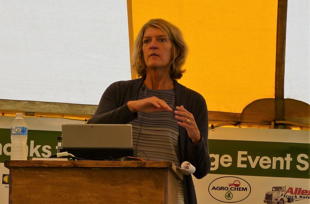 Beth Ford, CEO, Land O'Lakes
