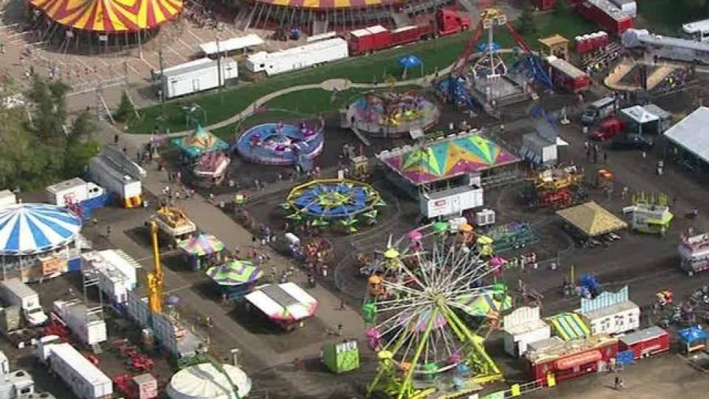 Michigan State Fair, WXYZ