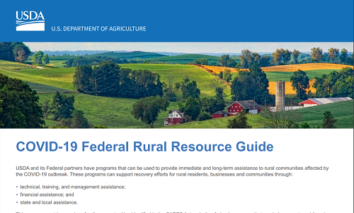 Federal Rural Resource Guide