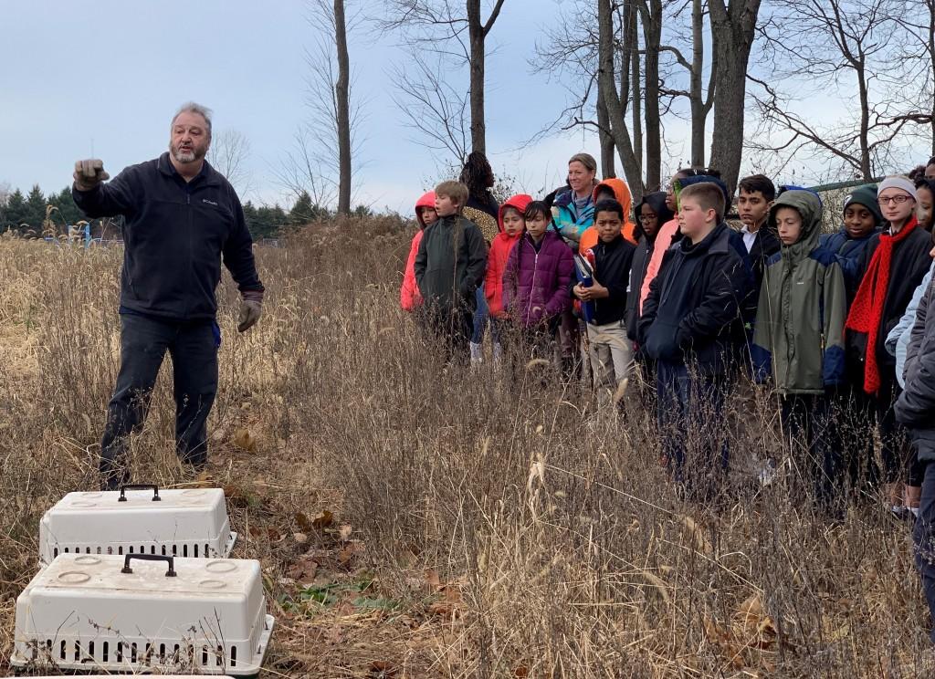 Steve Rigoni 2020 Educator of Year   Photo: Michigan Farm Bureau