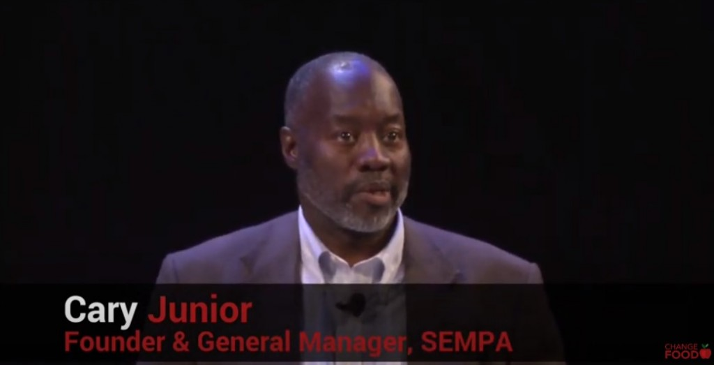 Cary Junior, founder of SouthEast Michigan Producers Association (SEMPA)