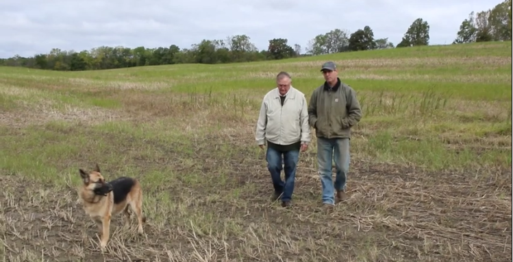 Michigan farmers Brad Smith and his father, Nick, spent 10 years and thousands of dollars fighting USDA's Natural Resources Conservation Service to farm their own land over a controversial wetlands determination on previously tiled and farmed cropland. | Courtesy photo