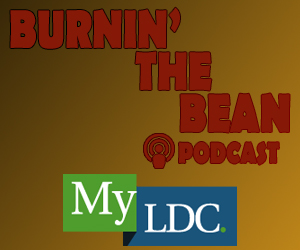 Follow the link to listen to the Burnin't the Bean Podcast