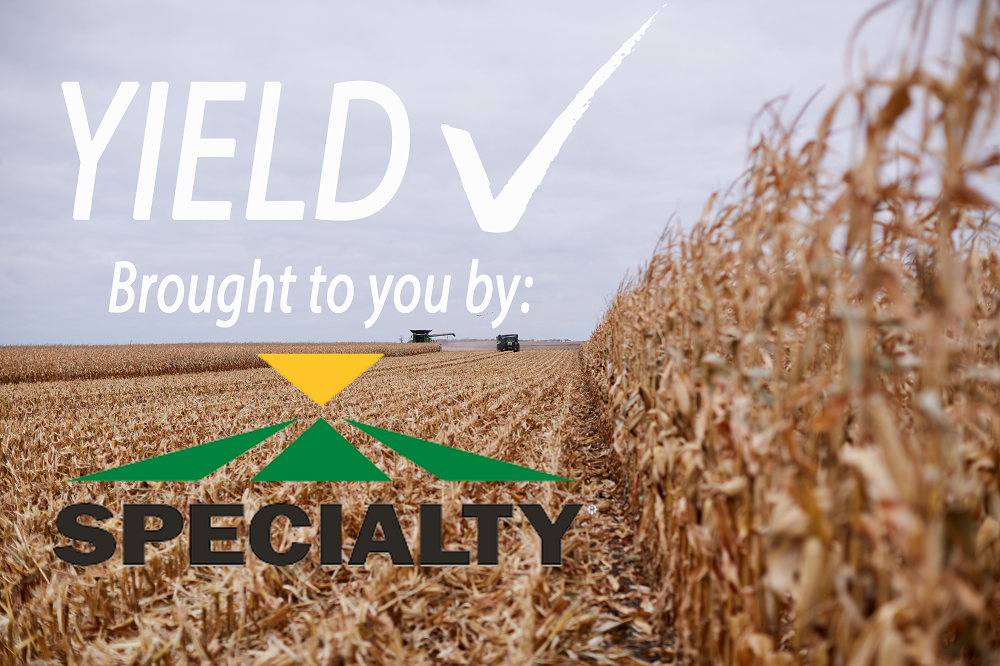 YIELD CHECK specialty 1000